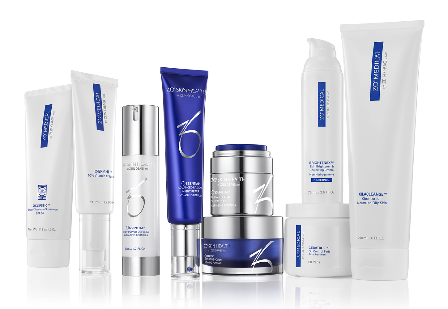 ZOSHZOMD Group Shot 2 1 - Medical Skincare Products