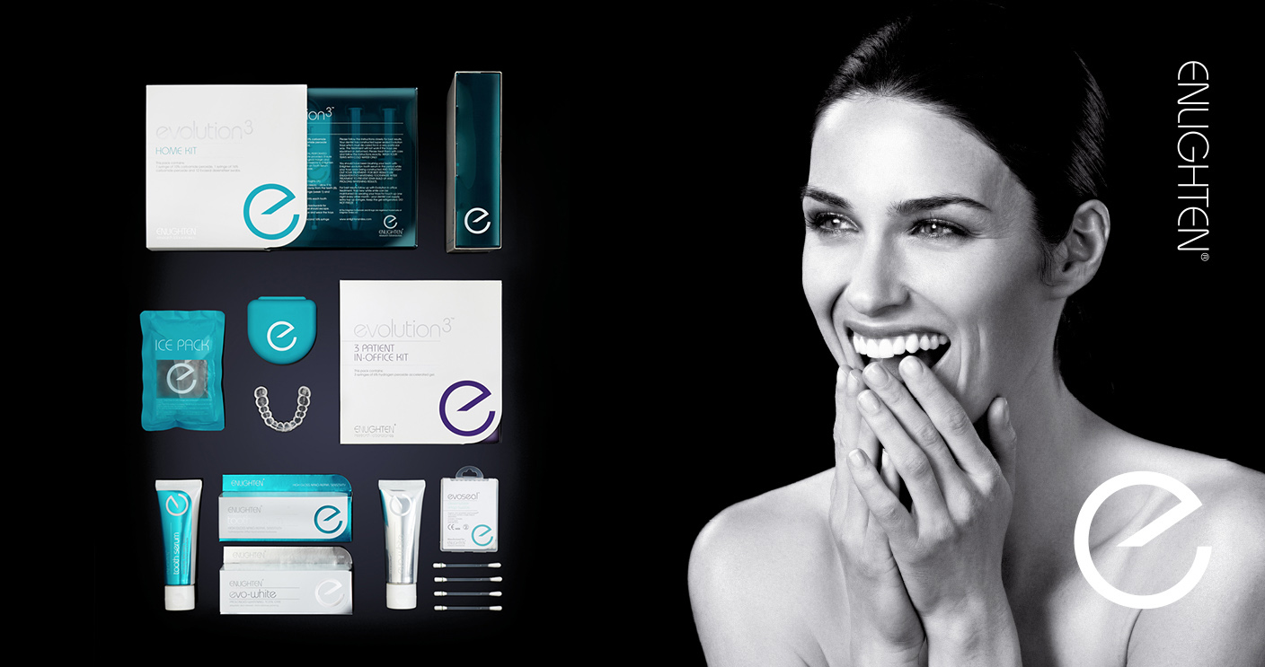 ENLIGHTEN - Professional Teeth Whitening