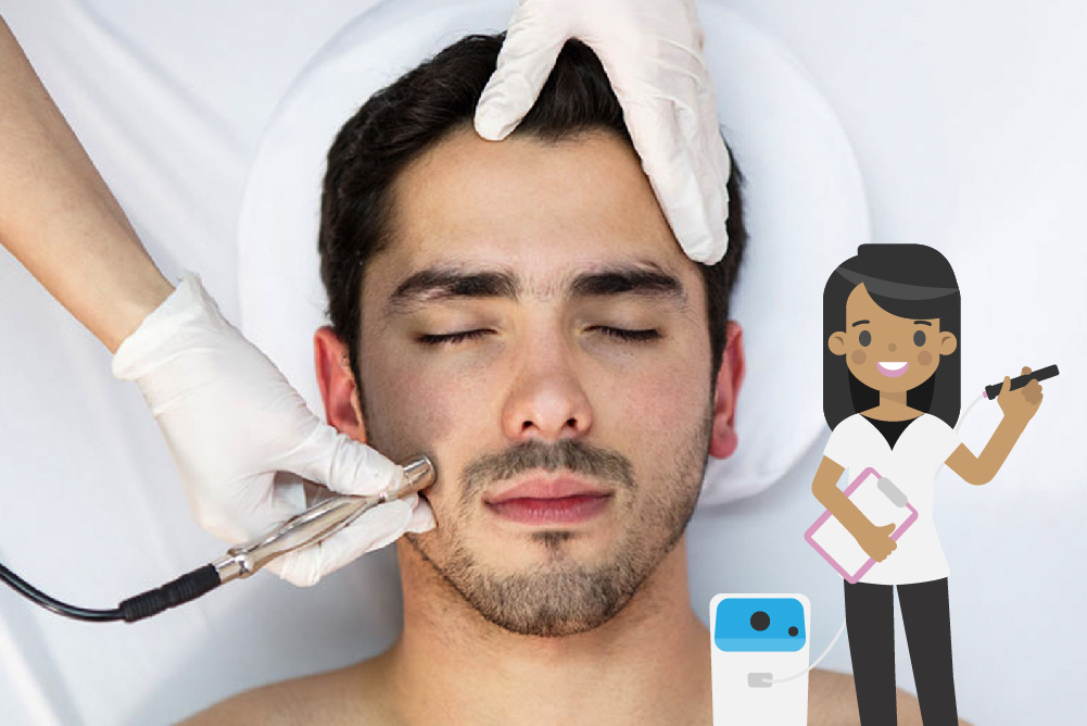 Microdermabrasion - What causes hyperpigmentation and how can it be treated?