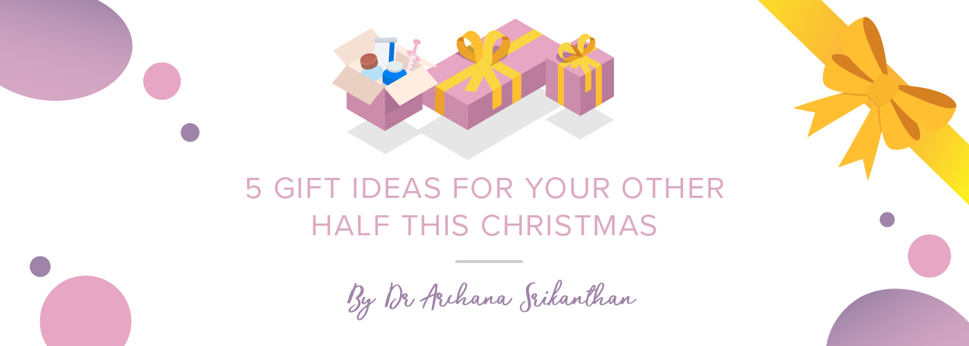 5 gift ideas for your other 0Dhalf this Christmas - 5 gift ideas for your other half this Christmas