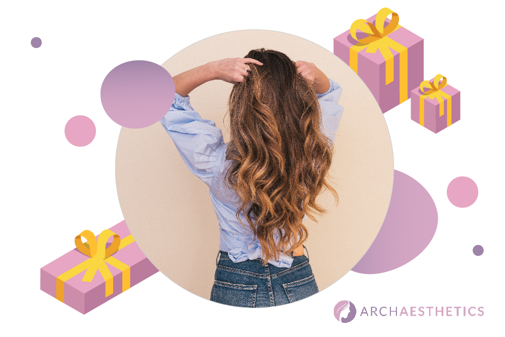 hair - 5 gift ideas for your other half this Christmas