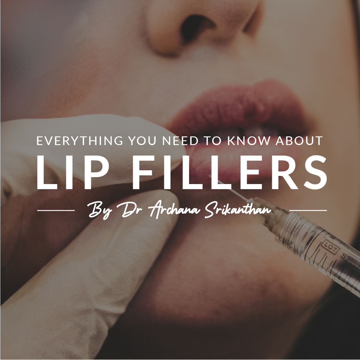 Lip fillers featured image - Blog